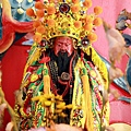 淡水忠義宮關聖帝君聖像
