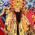 淡水忠義宮霞海城隍爺聖像