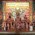 瑞芳忠仁廟正殿列位尊神聖像