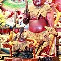 瑞芳忠仁廟鎮殿神農大帝聖像