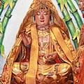 瑞芳忠仁廟觀音佛祖聖像