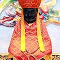 瑞芳忠仁廟清水祖師聖像