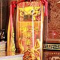 瑞芳忠仁廟頭旗