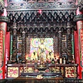 瑞芳瑞福宮正殿,主祀:福德正神
