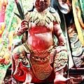 瑞芳瑞福宮神農大帝聖像