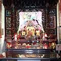 瑞福宮正殿虎邊神龕,奉祀:天上聖母