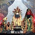 瑞芳瑞義社武英殿正殿列位尊神聖像