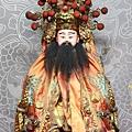 瑞芳瑞義社武英殿鎮殿西秦王爺聖像