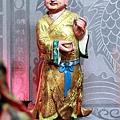 瑞芳瑞義社武英殿持劍童子聖像