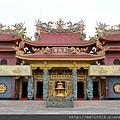 三芝玉仙宮廟貌