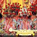 三芝玉仙宮九天玄女、張府元帥聖像