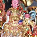 三芝玉仙宮註生娘娘、中壇元帥聖像