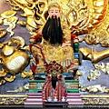 三芝玉仙宮張府元帥聖像