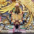 三芝玉仙宮福德正神聖像