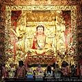 三芝玉仙宮後殿觀音佛祖等列位尊神聖像