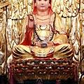 三芝玉仙宮鎮殿觀音佛祖聖像