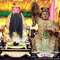 三芝玉仙宮林府千歲、九天玄女聖像