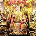 三芝玉仙宮鎮殿九天玄女聖像