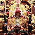 三芝玉仙宮鎮殿天上聖母聖像