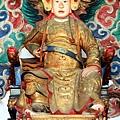 台東龍鳳佛堂鎮殿趙雲元帥聖像