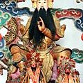 台東龍鳳佛堂鎮殿玄天上帝聖像