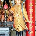 台東龍鳳佛堂捧印將軍聖像
