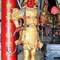 台東龍鳳佛堂持劍將軍聖像