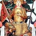 台東龍鳳佛堂鎮殿楊戩元帥聖像