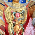 台東龍鳳佛堂中壇元帥聖像