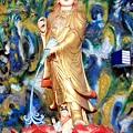 台東龍鳳佛堂鎮殿觀音佛祖聖像