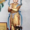 台東龍鳳佛堂鎮殿善財童子聖像