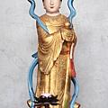 台東龍鳳佛堂鎮殿龍女菩薩聖像