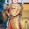 台東龍鳳佛堂韋馱菩薩聖像