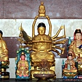 台東龍鳳佛堂列位佛祖聖像