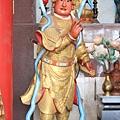 台東龍鳳佛堂伽藍菩薩聖像