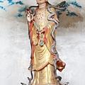 台東龍鳳佛堂文殊菩薩聖像