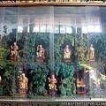 台東龍鳳佛堂龍側十八羅漢尊者聖像