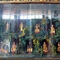 台東龍鳳佛堂側十八羅漢尊者聖像