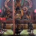 台東鳳凰宮正殿列位尊神聖像