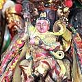 台東鳳凰宮中壇元帥聖像