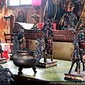 台東鳳凰宮五營元帥聖像
