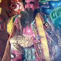 台東鳳凰宮神農大帝聖像