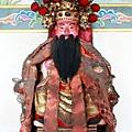 台東鳳凰宮文昌帝君聖像