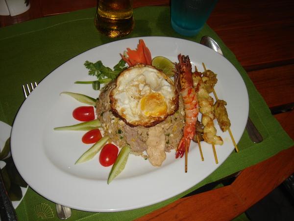 連用看的都好吃-Oriental Hotel Riverside Restaurant