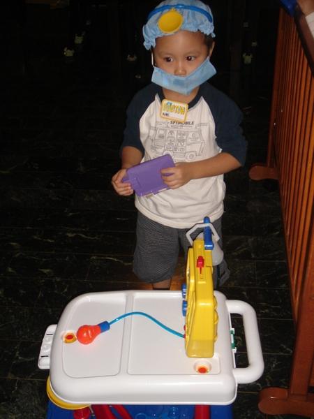 我是專科醫師