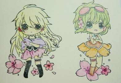 櫻GUMI+IA