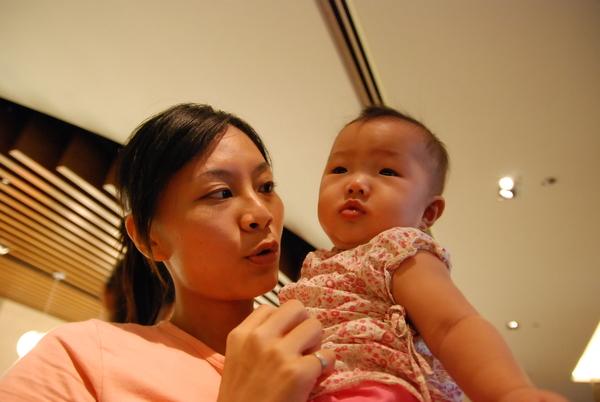 昭安+小妹妹