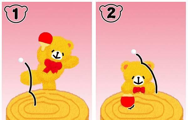 熊熊乒乓球1