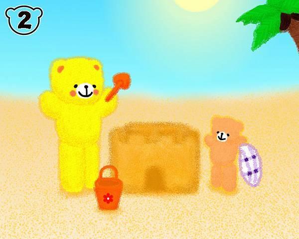 海灘遊玩篇-46-1