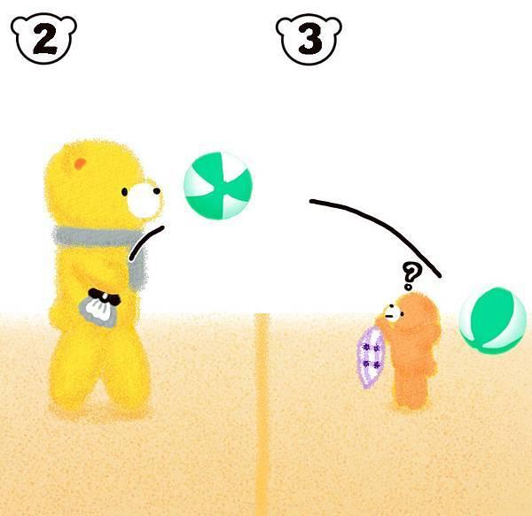 海灘遊玩篇-4-1